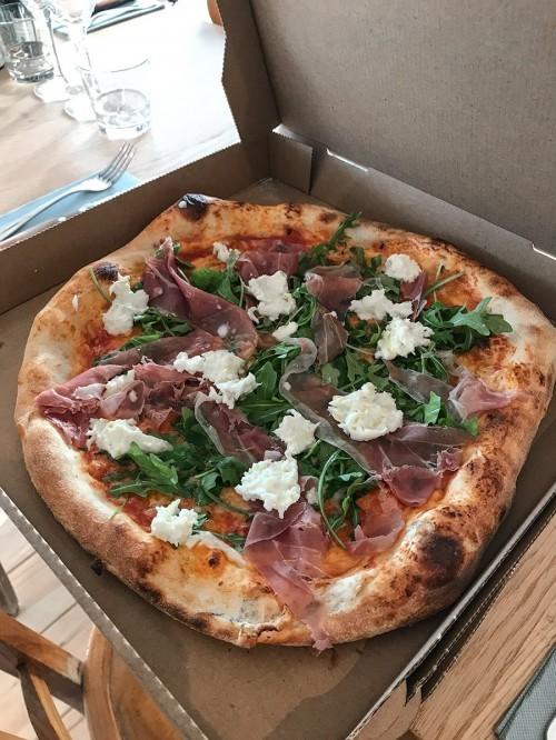Monica : un nouveau restaurant italien sur la plage de La Baule