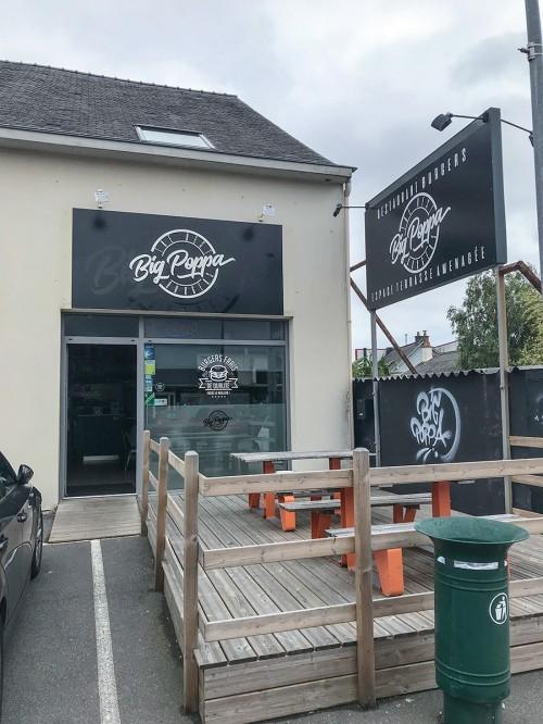 Les Burgers de Big Poppa : une expérience américaine à Trignac