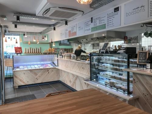Saint-Nazaire : La Fabrik, un snack sucré salé ouvre place du Commando