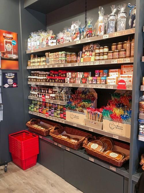 La Baule : la biscuiterie La Trinitaine ouvre une boutique avenue De Gaulle