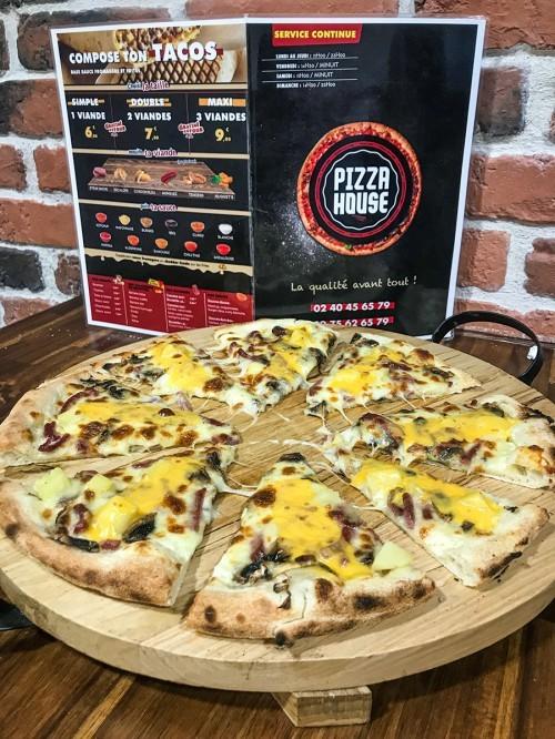 Saint-Nazaire : Pizza House, une pizzeria pour les noctambules au Paquebot