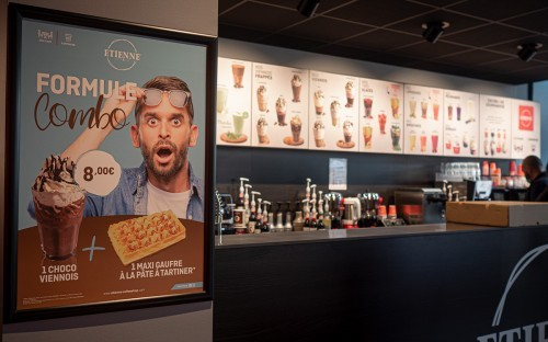 Saint-Nazaire : Etienne Coffee & Shop offre 100 Latte pour son ouverture