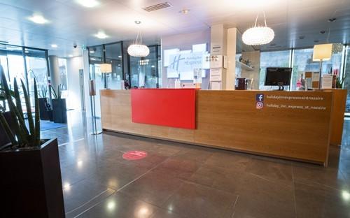 Saint-Nazaire : l'hôtel Holiday Inn Express se rénove et soigne ses clients
