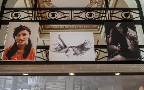 La Baule : 2 photographes de Saint-Nazaire exposent à l'Hôtel l'Hermitage