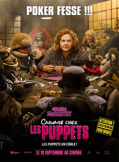 Carnage chez les Puppets