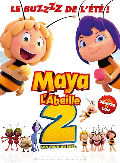Maya l'abeille 2 - Les jeux du miel