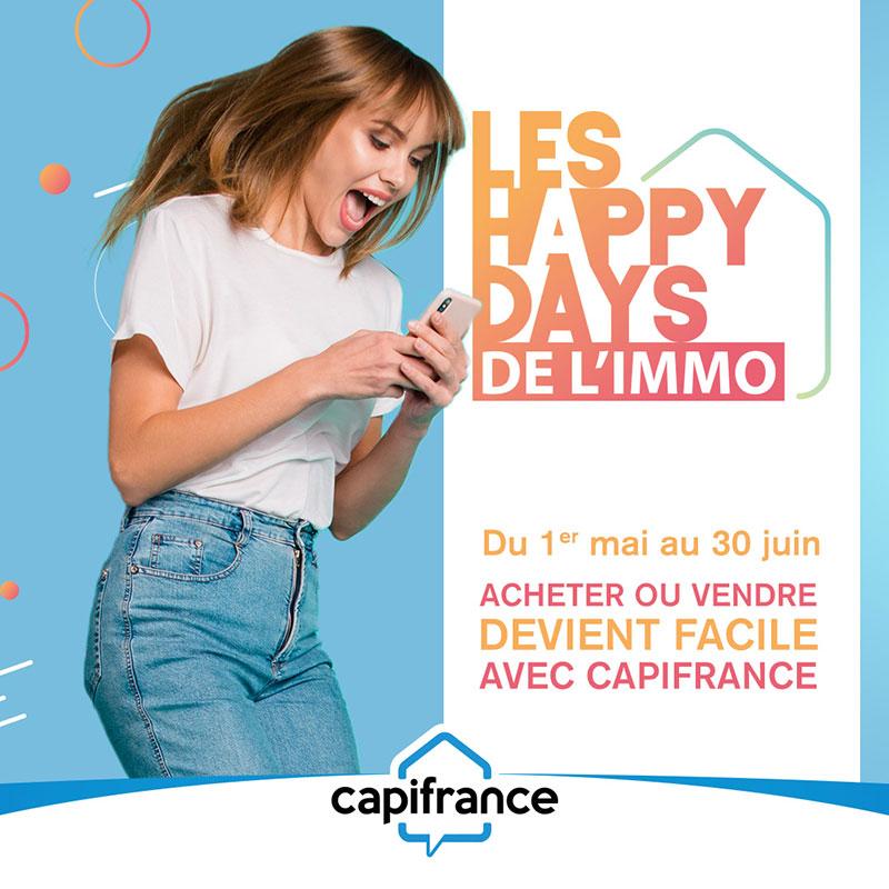 Les Happys Days de L'Immo