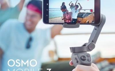 DJI Osmo Mobile 3 79,99€ au lieu de 109,99€