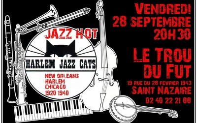 Harlem Jazz Cats