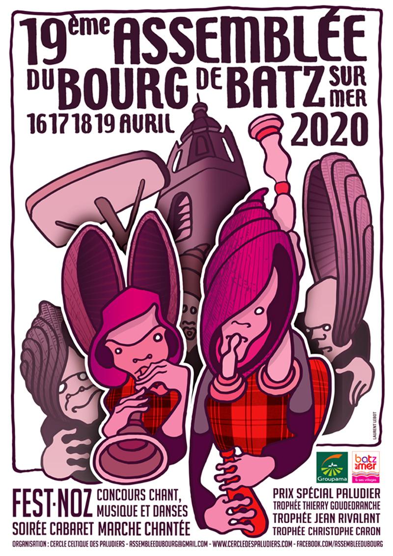 19e Assemblée du Bourg de Batz-sur-Mer