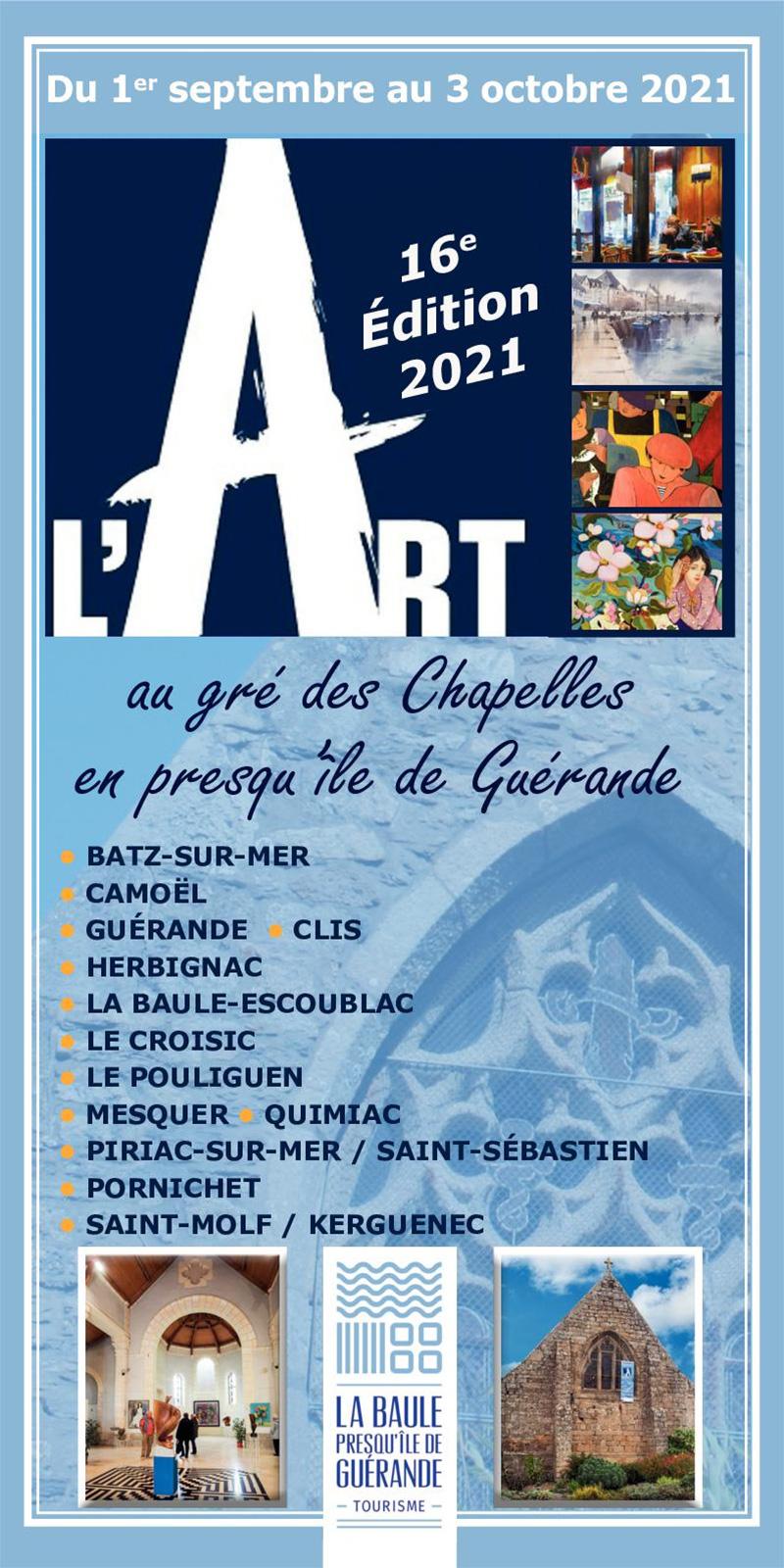 L'Art au Gré des Chapelles