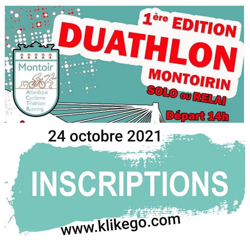 Duathlon Montoirin