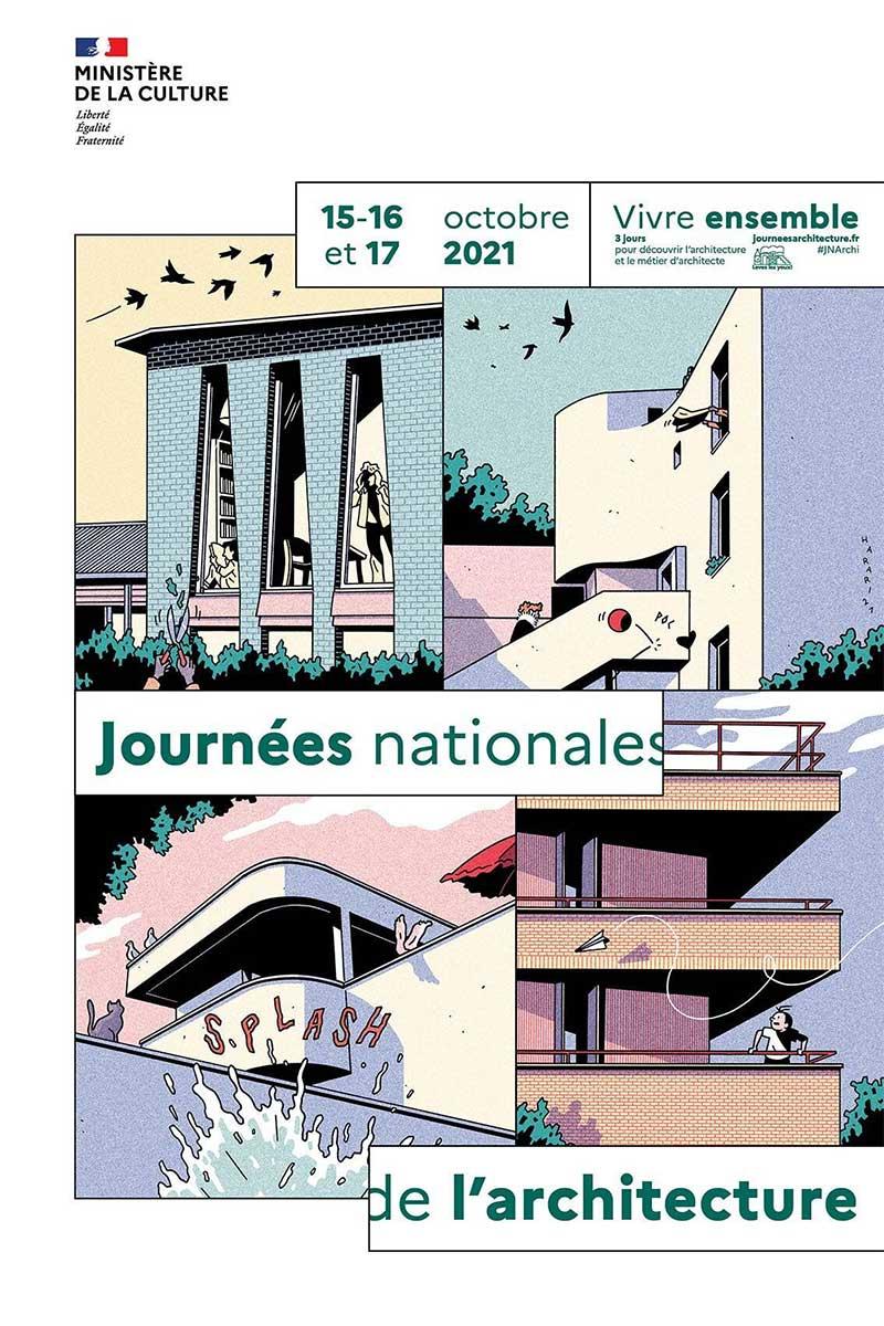 Journées Nationales de l'Architecture 2021