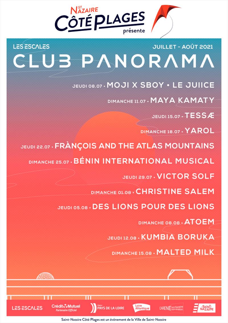Club Panorama : Atoem