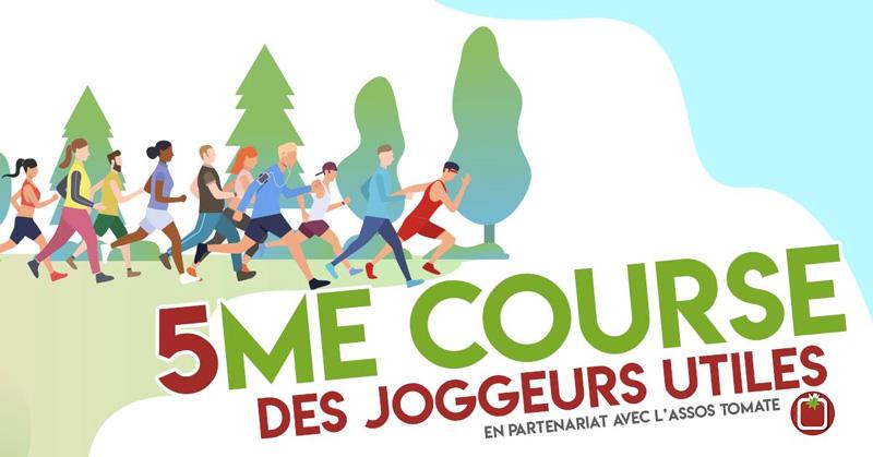 5ème course des joggeurs utiles