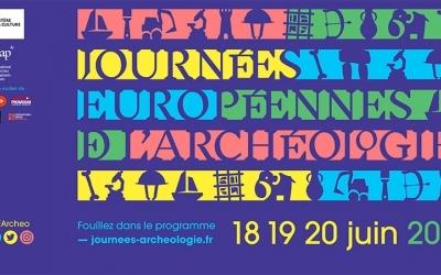 Journées Européennes de l'Archéologie 2021
