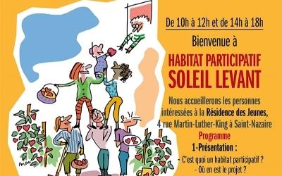 Découverte de l'habitat participatif Soleil Levant