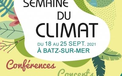 1ère édition Semaine du Climat