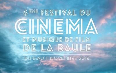 6ème Festival du Cinéma & Musique de Film de La Baule