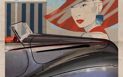 90ème Concours d'Elégance en Automobile