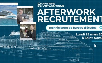 Afterwork recrutement