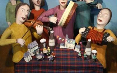 An Seisiùn, rencontres de musiques et danses irlandaises