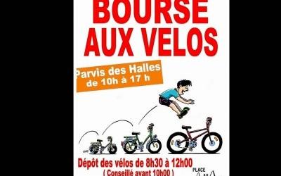 Bourse aux vélos