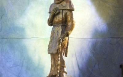 Bronzes de Thierry Le Youdec et peintures de l'École bretonne