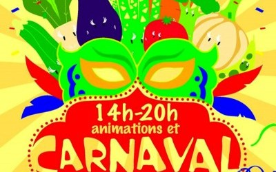 Carnaval maison de quartier Avalix