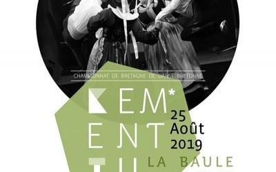 Championnat de France de danse bretonne