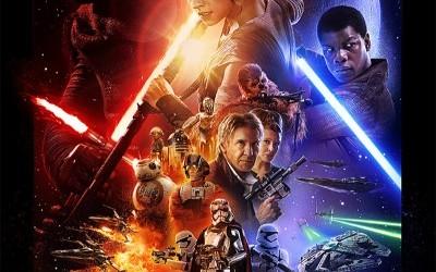Cinéma Plage : Star Wars Le Réveil de la Force