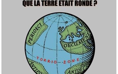 Conférence : la terre est ronde