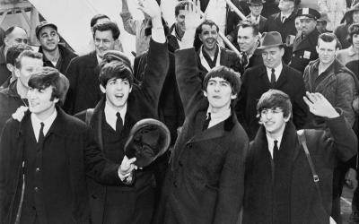 Conférnce les Beatles au cinéma