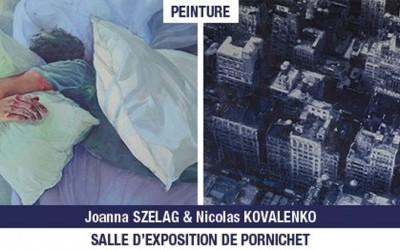 Exposition Joanna Szelag & Nicolas Kavalenko