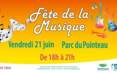 Fête de la Musique à Saint-Brévin
