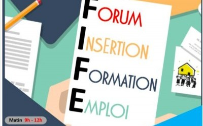 Forum insertion formation emploi
