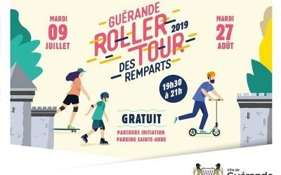 Guérande Roller Tour