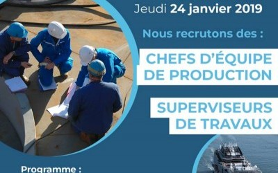 Job Dating aux Chantiers de l'Atlantique