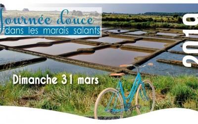 Journée douce dans les marais salants