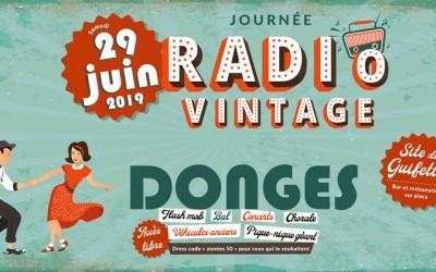 Journée Radio Vintage
