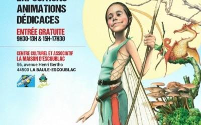 La Bulle-Escoublac, 23ème Festival BD