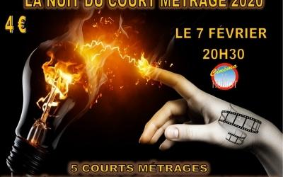 La Nuit du Court Métrage 2020