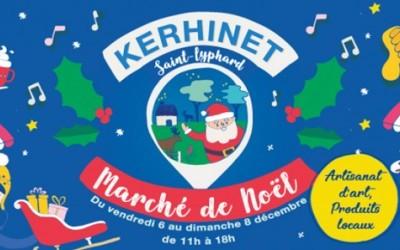 Marché de Noël de Kerhinet