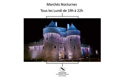 Marché nocturne de Guérande-2019-08-26