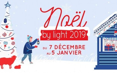Noël by light