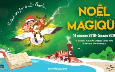 Noël Magique au Bois des Aulnes