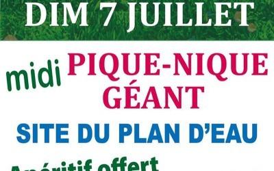 Pique-Nique Géant