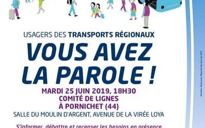 Réunion publique : ligne ferroviaire Nantes-Saint-Nazaire-Le-Croisic