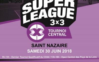 SuperLeague 3x3 de Basket-Ball
