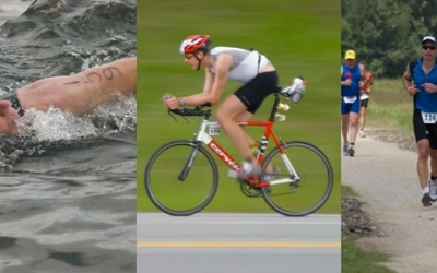 Swim Bike and Run